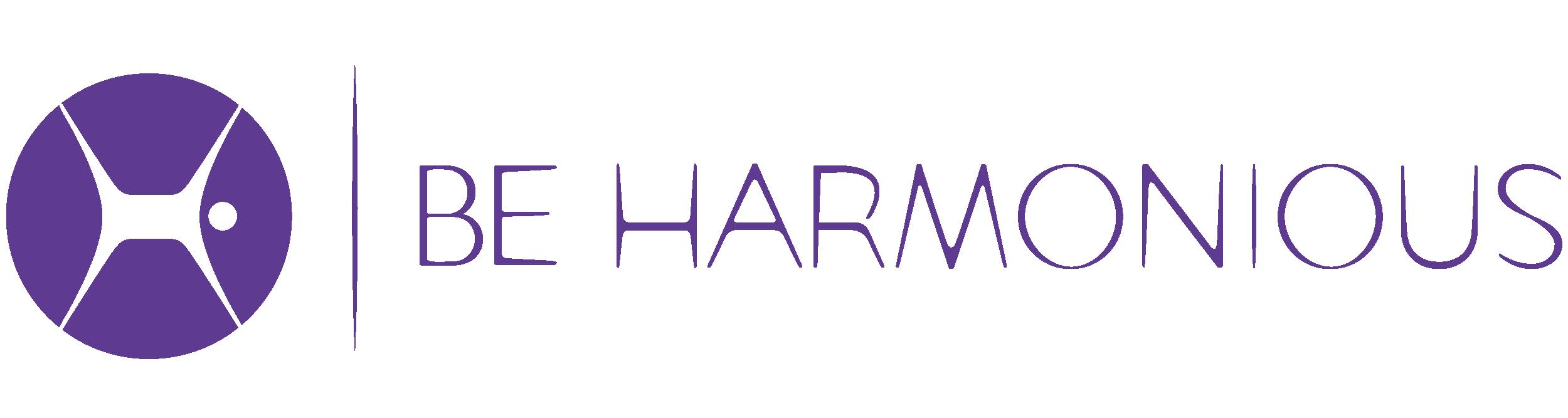 be harmonious logo