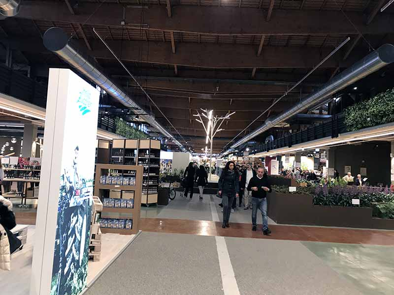 Fico eataly space